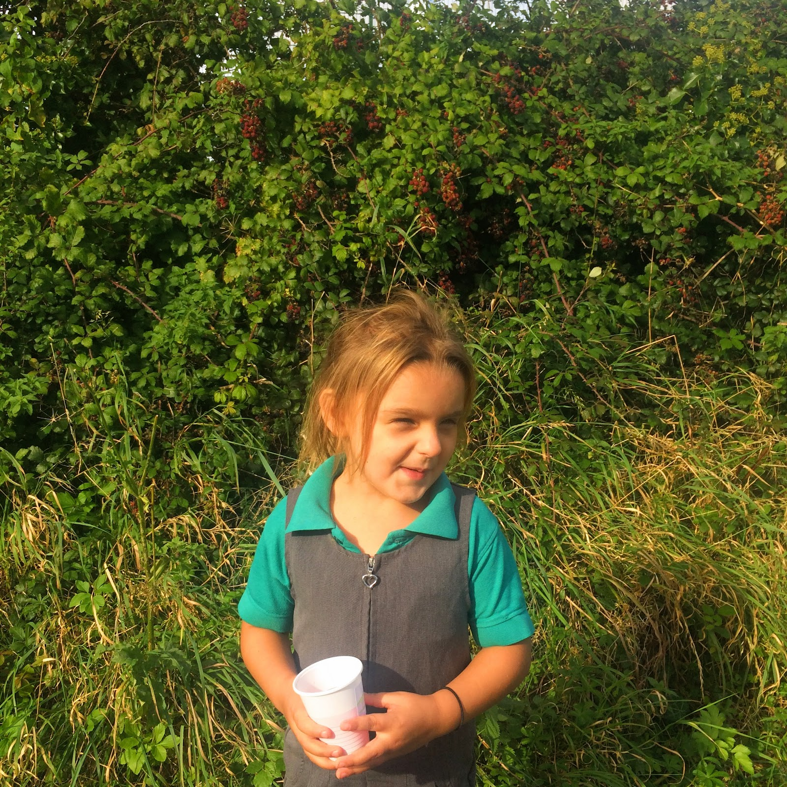 , September School Runs:  Enjoying Autumn
