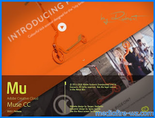 Adobe Muse CC 2015 x64 Portable Multi-Language