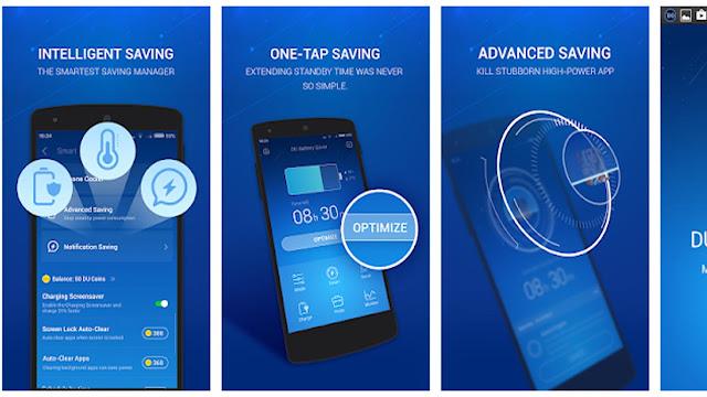 9 Aplikasi Penghemat Baterai Smartphone Android Terbaru 2020