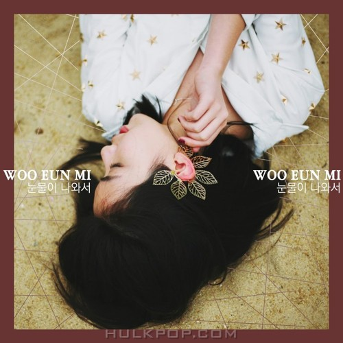 Woo Eun Mi – 눈물이 나와서 – Single
