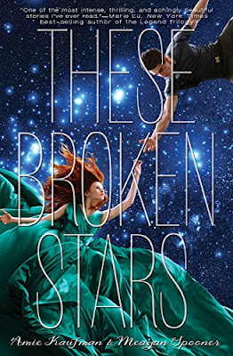 Book Review: These Broken Stars, by Amie Kaufman