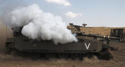 Israel lança disparo de advertência contra posto da fronteira da Síria