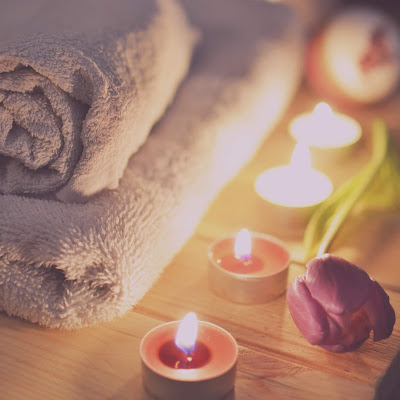 spa day retreat from bed bohemian catholic