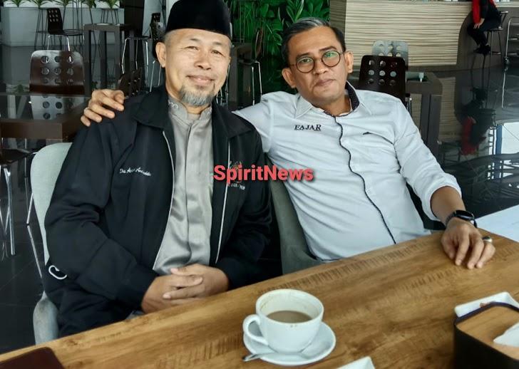 Pimpred Pedoman Karya Dukung Sepunuhnya Agus Salim  AH, Pimpin PWI Sulsel Priode 2021-2025