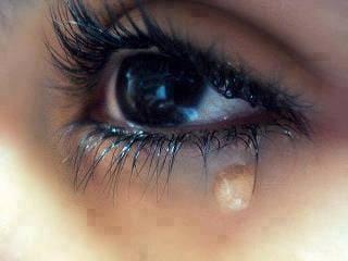 اجمل صور عيون سوداء تبكي دموع مقهورة