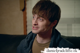 Miracle Workers: An evening with Daniel Radcliffe in a Trailer