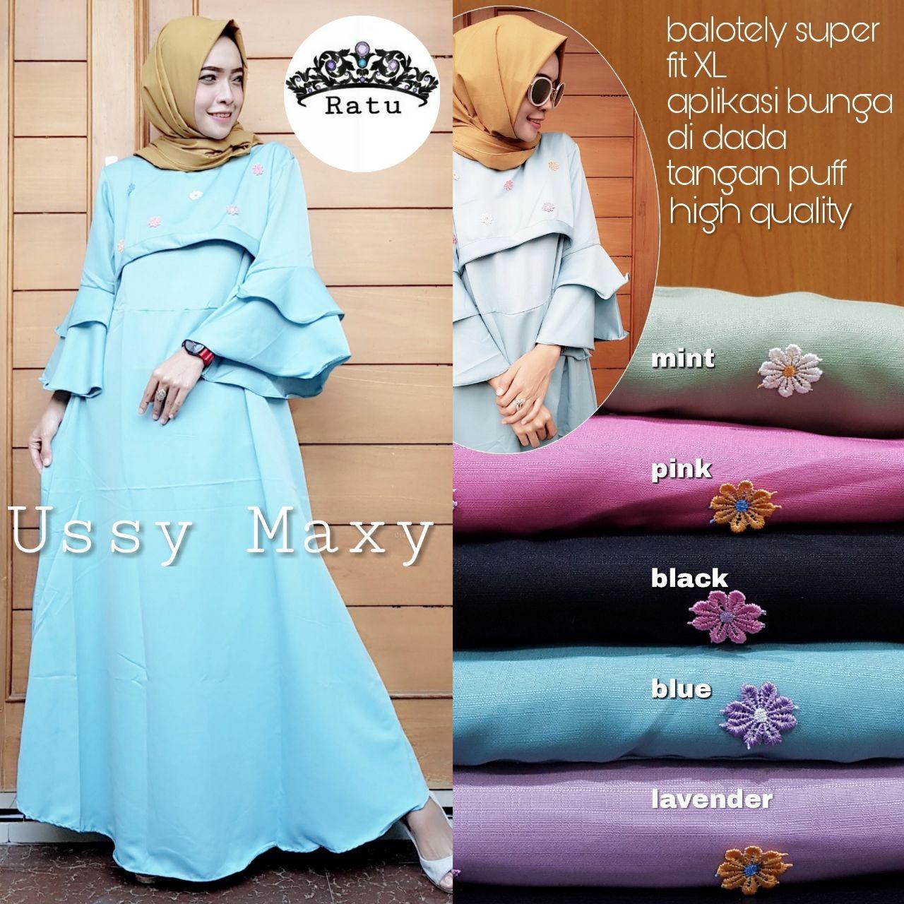 Ummiinna Fashionline Jual Baju Muslim Gamis Murah Di Binjai