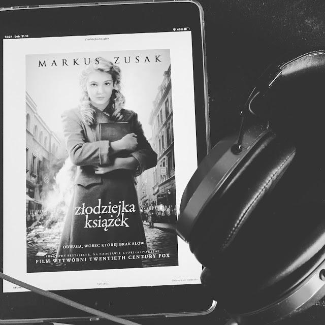 Markus Zusak - Złodziejka książek | Strasznie wkurzająca książka!