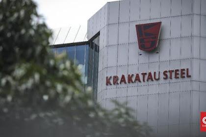 Menentang Proyek Berpotensi Rugi Rp1 T, Komisaris Krakatau Steel Mundur