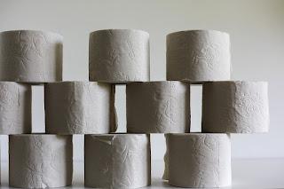 Hamsterkauf von Toilettenpapier