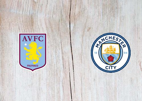 Aston Villa vs Manchester City -Highlights 21 April 2021