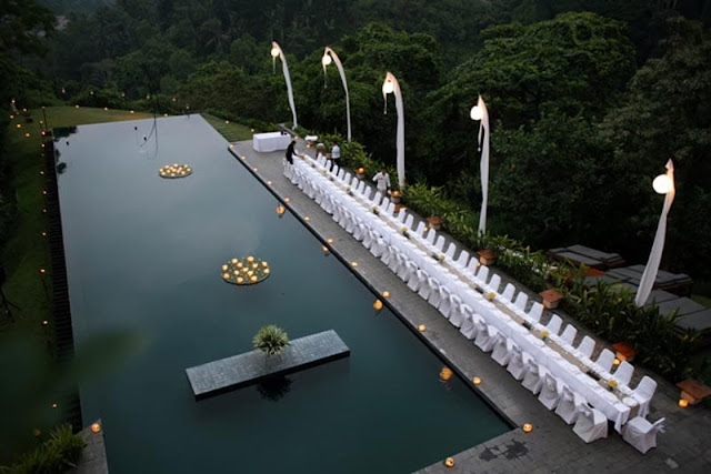 Alila Ubud Resort, Payangan, Bali, Indonesia Best Destination Wedding Locations