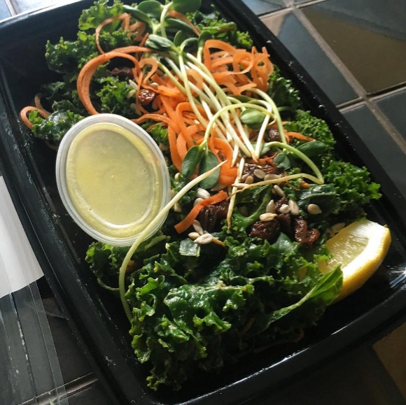 Juice Generation Kale Salad