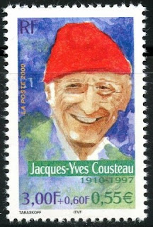 France 2000 Jacques Cousteau