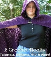 2 Crochet Hooks