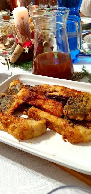 wigilijny karp,karp według ewy wachowicz,jak usmażyć karpia, ryby,dania z rybami,dania z karpia,z kuchni do kuchni,najlepszy blog kulinarny,