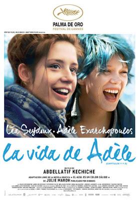 LA VIDA DE ADELE (2013) Ver Online - Español latino