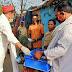 जिपं सदस्य पप्पू रघवंशी ने लोगों में बांटा 2 कुन्तल दूध