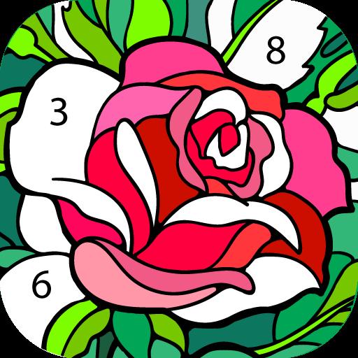 Happy Color – Color by Number v2.6.3 Apk Mod