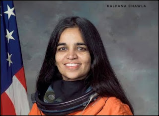 Kalpana chawla history