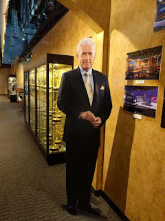 Alex Trebek Cut-out