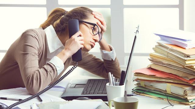 Perhatikan Baik-Baik, 10 Sebab Kenapa Anda Tiba-Tiba Down, Hilang Motivasi, Dan Nggak Semangat Ngapa-Ngapain, Waspada Stres