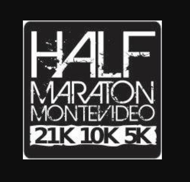 Half Maratón Montevideo (21k 10k 5k - Canteras del parque Rodó, 12/ago/2018)