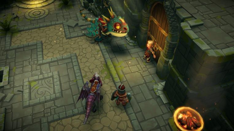 Dragons Dawn of New Riders PC Full Español