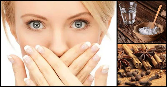 Kitchen-Ready Ingredients That May Help Get Rid Of Bad Breath Easily