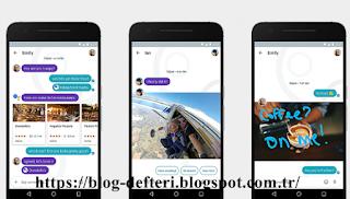 Whatssapp'ın En Güçlü Rakibi Google Allo İncelemesi, Google Allo İncelemesi,  Google Allo Video İnceleme
