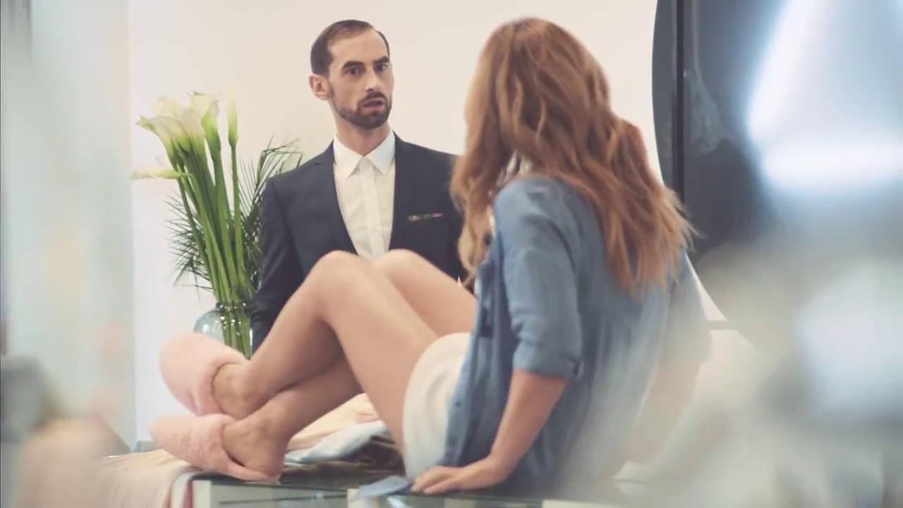 le modelle della pubblicit vanessa incontrada per zalando