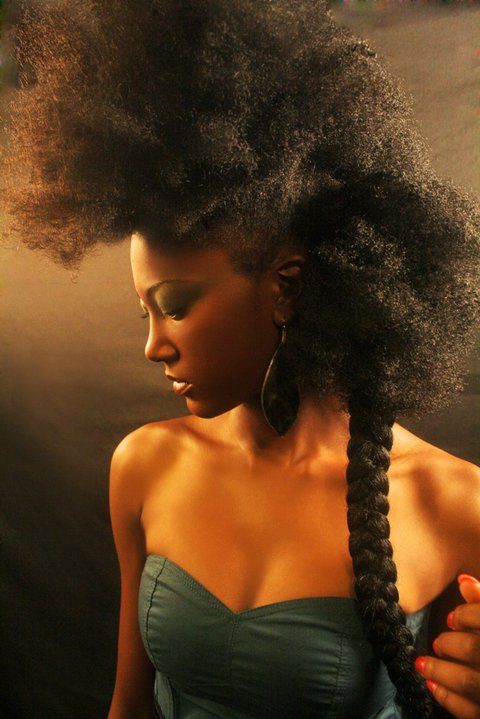 Algunos Mitos Sobre El Pelo Afro