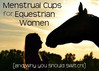 Menstrual Cups For Equestrian Women