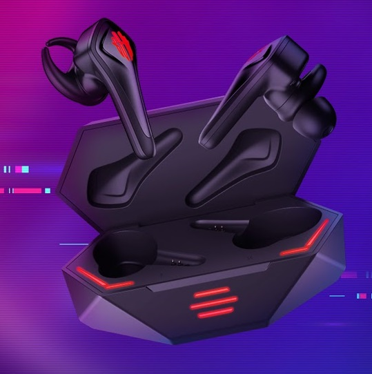 RedMagic Cyberpods gaming earbuds global sale