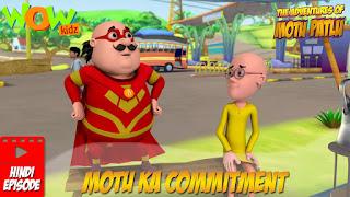 Motu Ka Commitment Motu Patlu Hindi Hd Motu Patlu Download