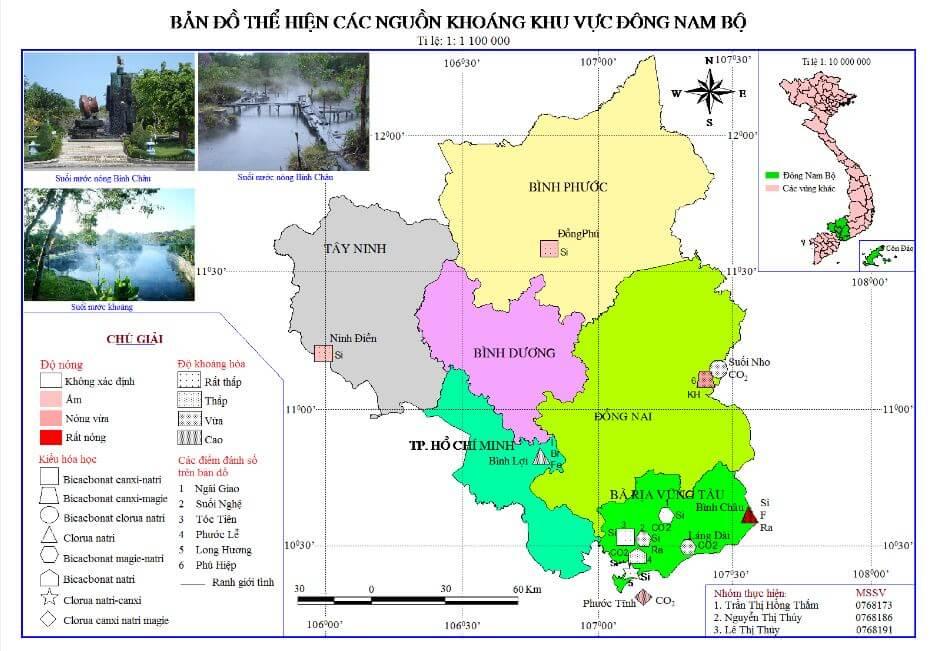 TẠI SAO  Vấn đề thủy lợi là vấn đề quan trọng ở Đông Nam Bộ?