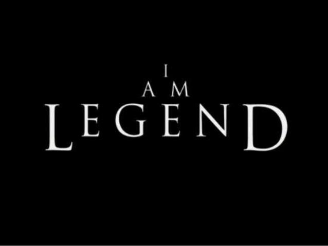 Cara Menjadi Legenda?