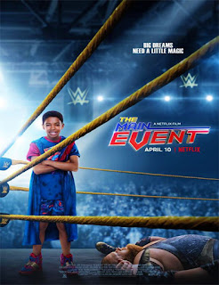 The Main Event (La pelea estelar) (2020) | DVDRip Latino HD GoogleDrive 1 Link
