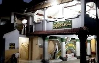 Masjid KH Burham Grobogan