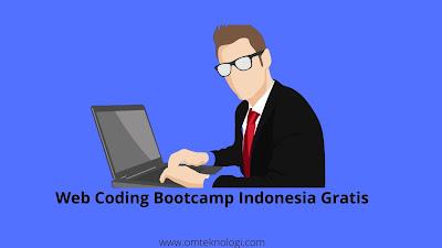 7 Coding Bootcamp Indonesia Gratis