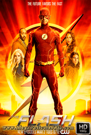 The Flash Temporada 7 [1080p] [Latino-Ingles] [MEGA]