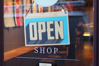 open-shop-board