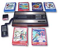 Intellivision - jaren ´80 console