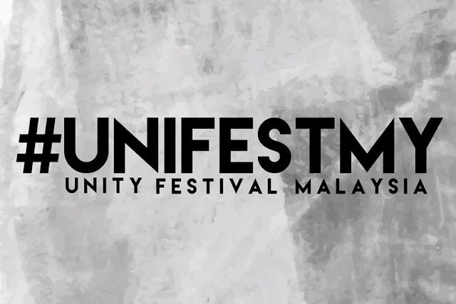 Jom Beramai-ramai Ke Unity Festival Malaysia