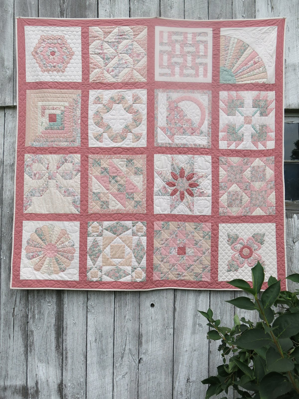 Miss Andrea Quilts Cleaning Vintage Quilts