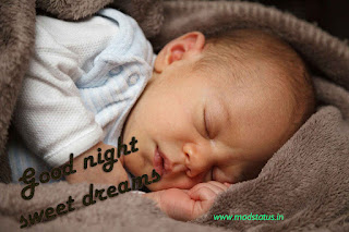 good night baby image download