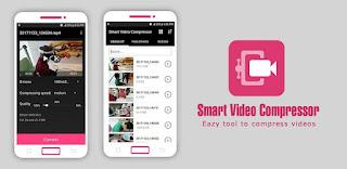 تحميل تطبيق Smart Video Compressor and resizer v1.5  Apk