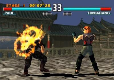 Free Tekken 3 Game Download For Pc