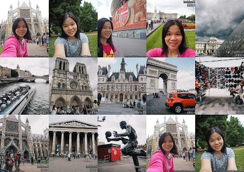 【欧洲亲子游】法国巴黎英国伦敦亲子之旅| 行前准备、 行程与基本消费