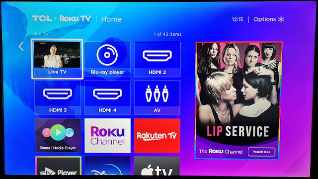 TCL RP620K Roku TV Review
